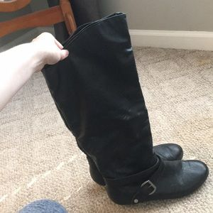 Shoes - knee high boots